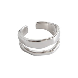 SILVER RING - Paloma JR1008022