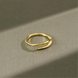 SILVER RING - Willa JR1008023