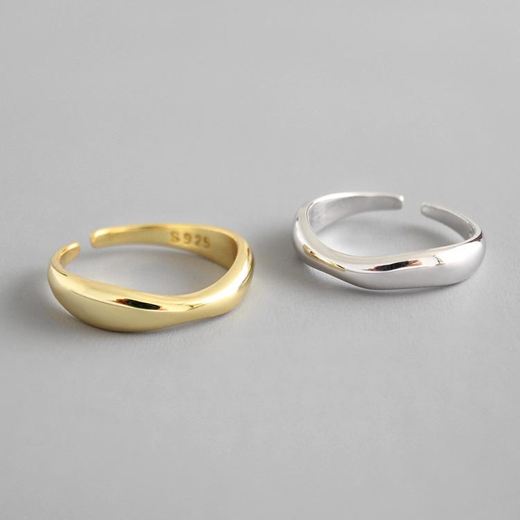 SILVER RING - Rhea JR1008024