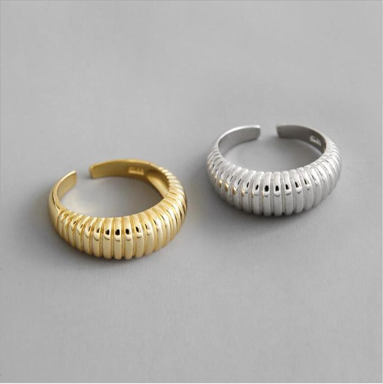 SILVER RING - Niquesa JR1008027