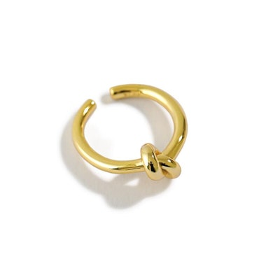SILVER RING - Knot JR1008028