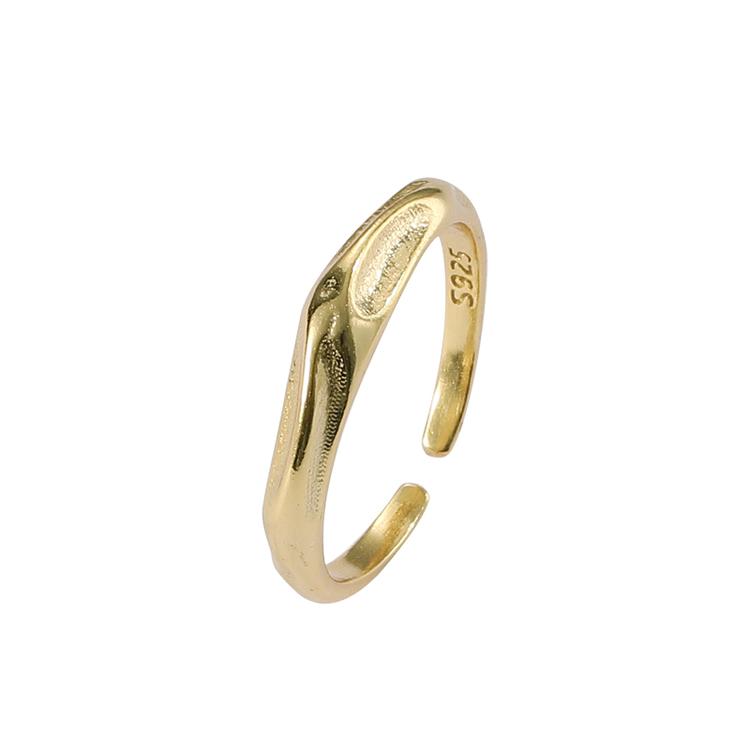SILVER RING - Belperron JR1008032
