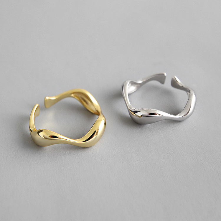 SILVER RING - Neha JR1008030