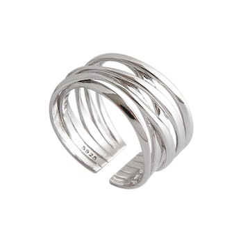 SILVER RING - Ayrene JR1008036