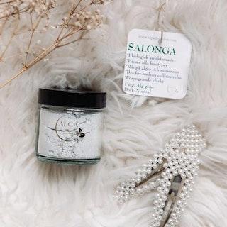 Salonga. 3 st ansiktsmasker med hög dos av alger och mineraler.