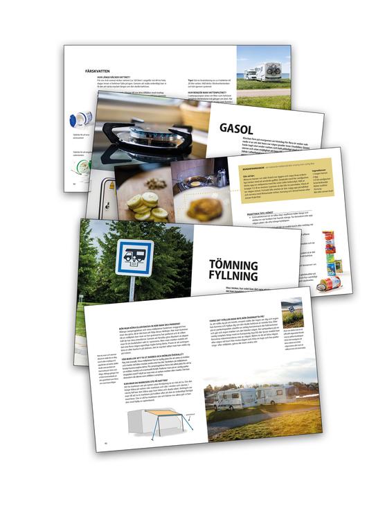 Husbilsboken - allt för nybörjare