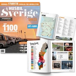Husbil Sverige 2021