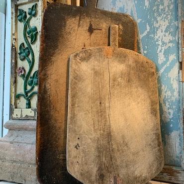 Antika skärbrädor från Turkiet