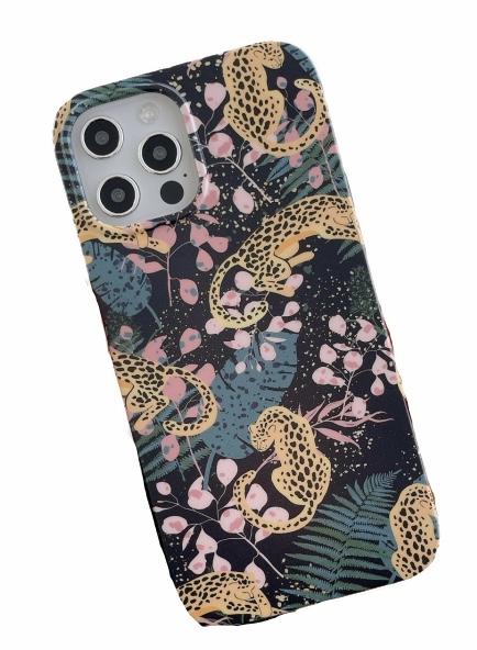 Leopard- skal till iPhone 11