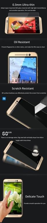 Baseus Tempered 0.3mm glas - HTC One M9