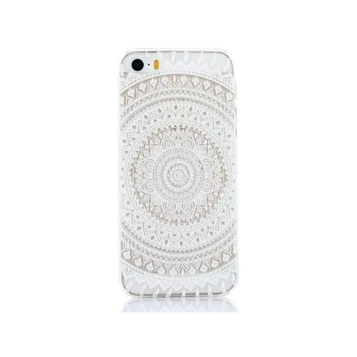 Mönstrat mobilskal till iPhone SE, 5, 5s i plast