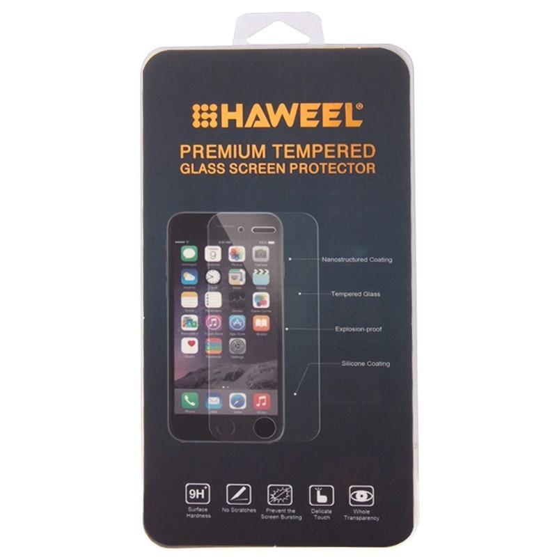 HAWEEL - 9H Härdat glas skydd till iPhone 4, 4s