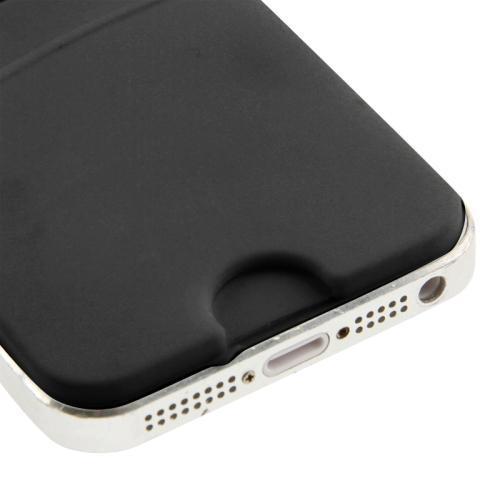Universell korthållare i gummi till mobil och surfplatta