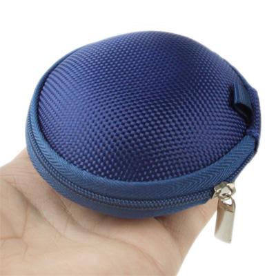 Skyddande fodral i nylon till hörlurar och kablar