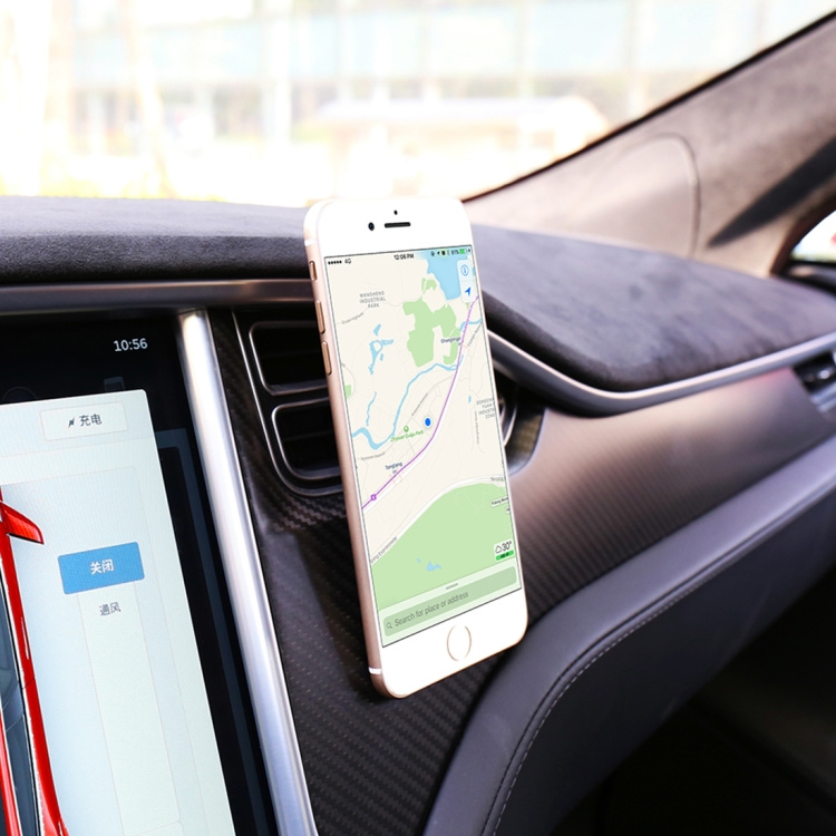 Mobilhållare till din bil med magnet