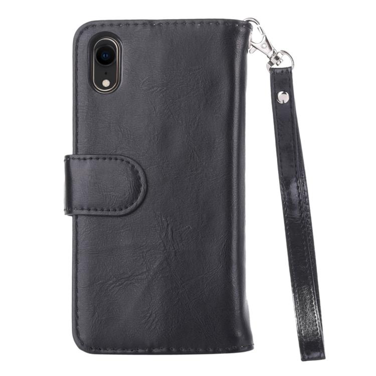 iPhone XR - Plånbok med magnetskal