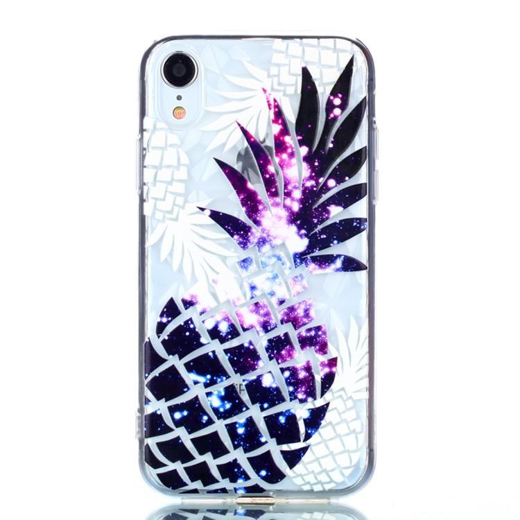 Skal med ananas till iPhone XR