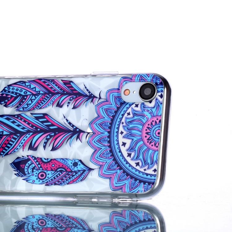Drömfångare i färg- skal till iPhone XR