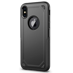 Stilrent tåligt skal - iPhone XR