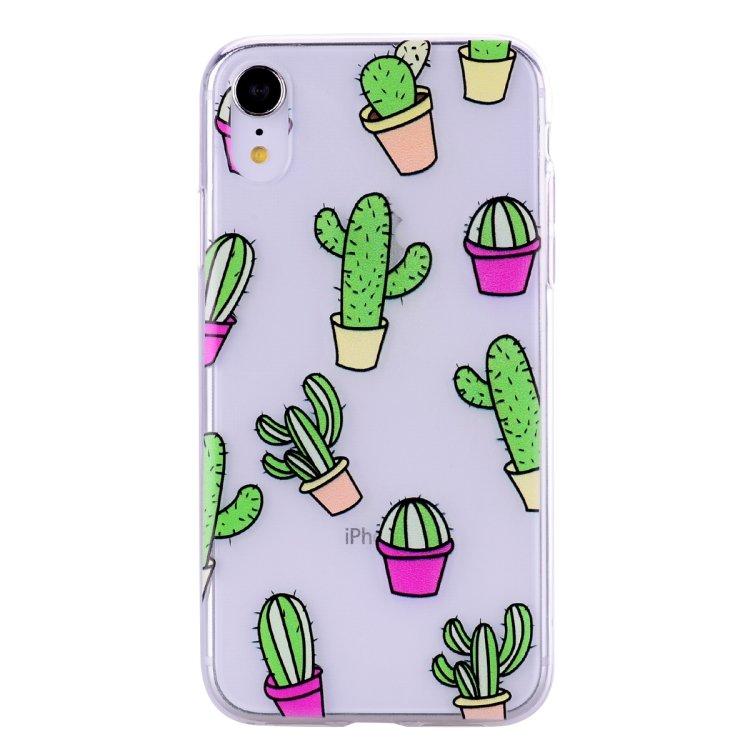 Cactus- skal till iPhone XR
