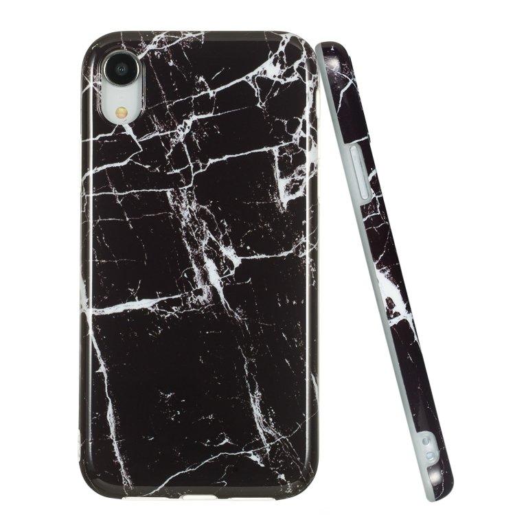 Marmor skal för iPhone XR