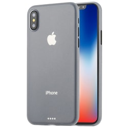 iPhone X/XS - Super tunt skal i polykarbonat