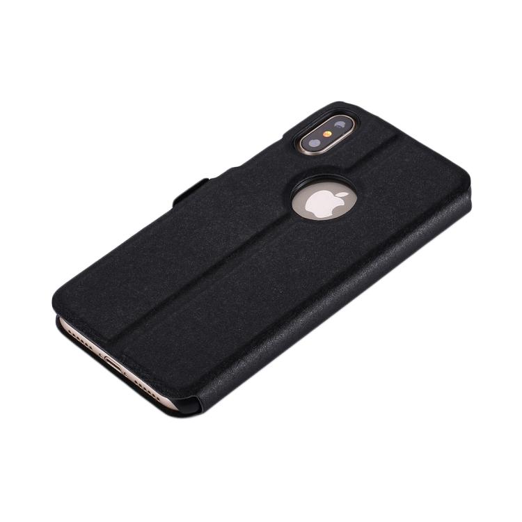Fodral med Call-ID för iPhone X/XS