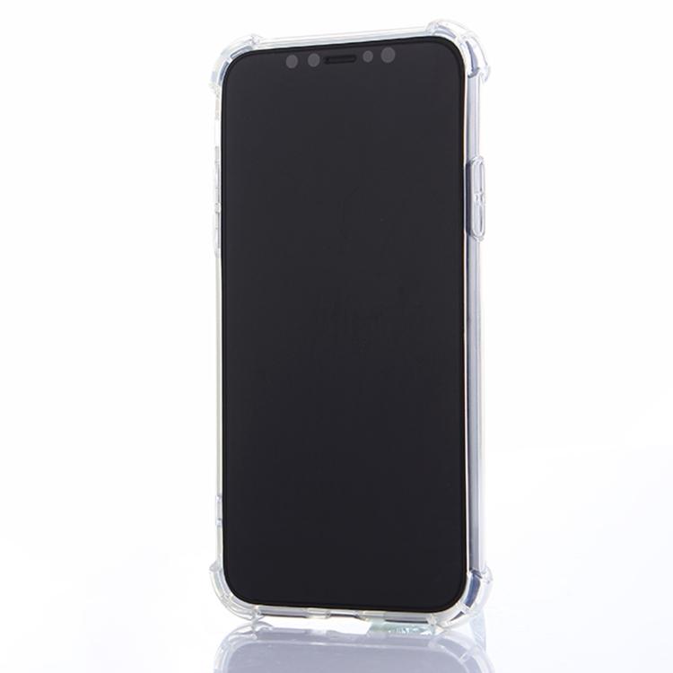 Tåligt skal för iPhone X/XS - Förstärkta kanter