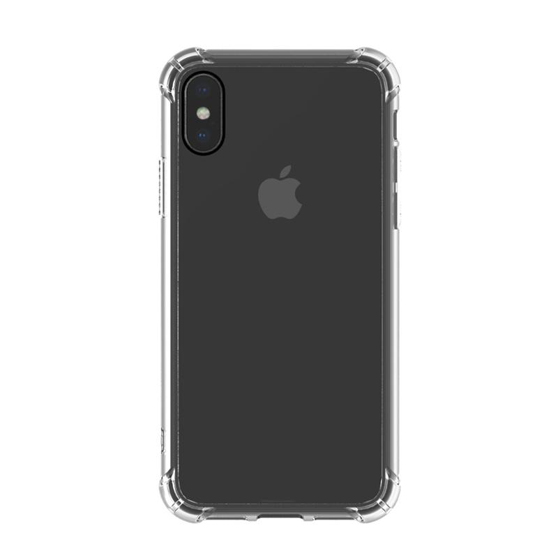 Glas Skal till iPhone X/XS - Stöttålig - Unikt
