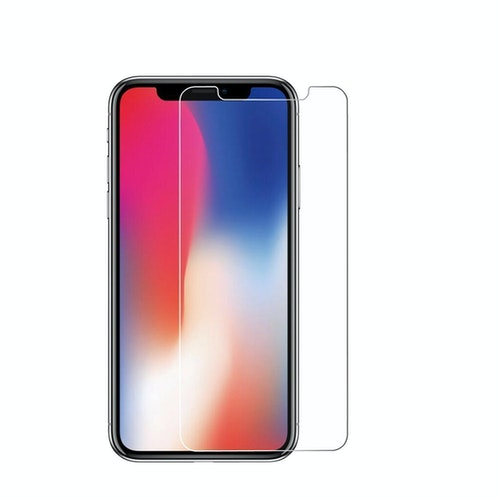 iPhone X/XS - Stöttålig Skärmskydd - Superclear