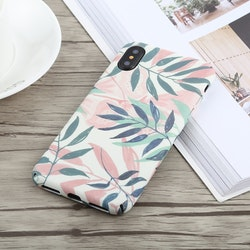 Palm löv- Skal för iPhone X/XS