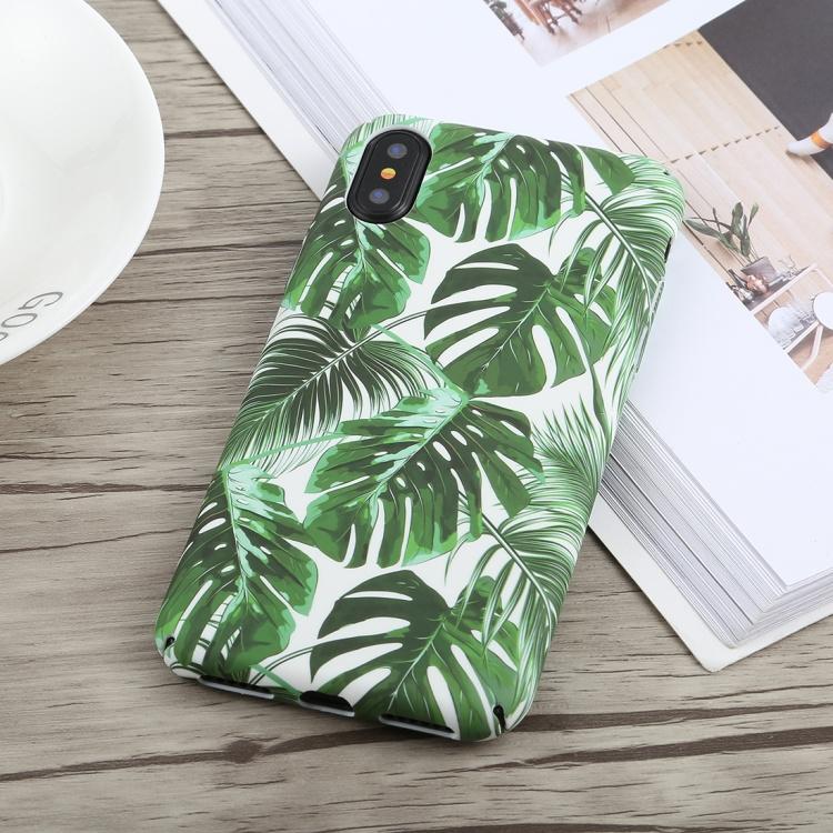 Bananplanta- Skal för iPhone X/XS
