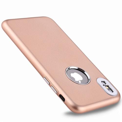 TPU skal med kameraskydd för iPhone X/XS