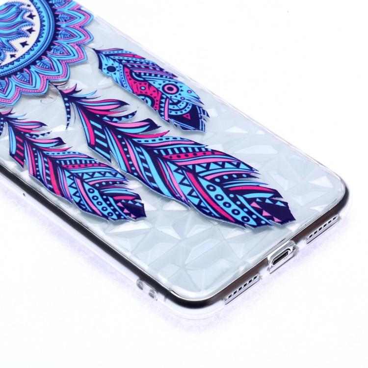 Flerfärgad drömfångare - skal för iPhone Xs Max