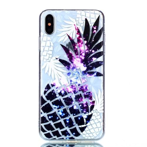 Ananas -skal för iPhone Xs Max