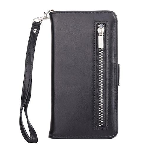 iPhone Xs MAX - Plånbok med magnetskal