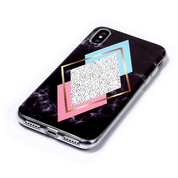 Mönstrat skal till iPhone Xs Max