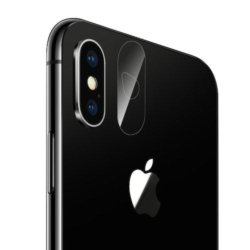 iPhone Xs Max - Stöttåligt - Härdat Kameraglas