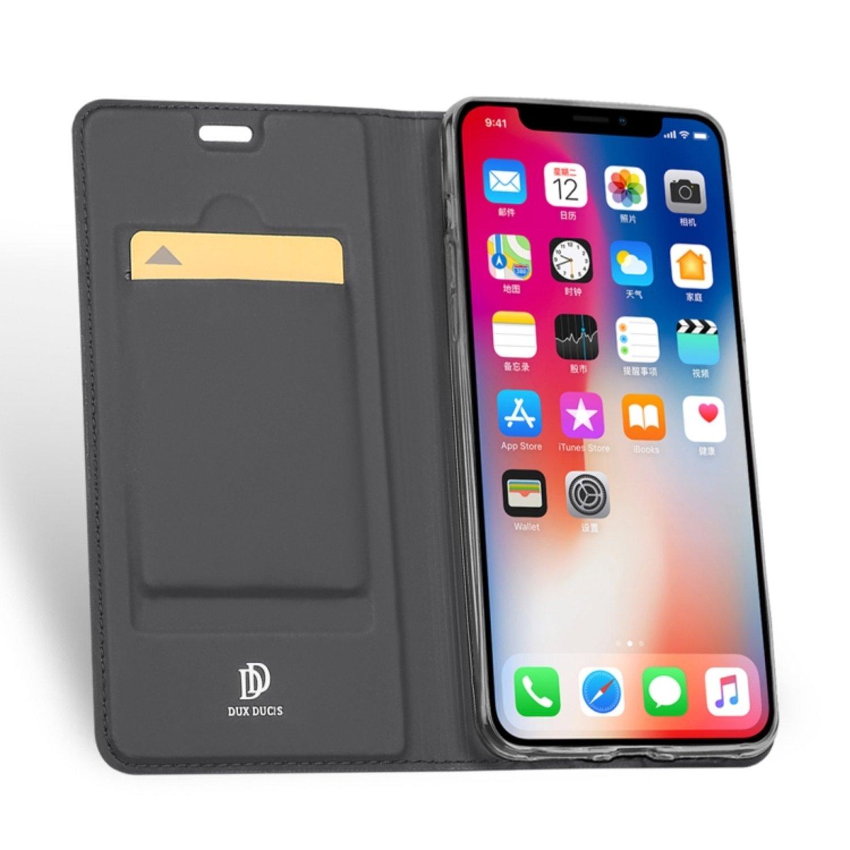 iPhone Xs MAX - Slimmad plånbok