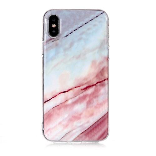 Marmor Sten -skal för iPhone Xs Max