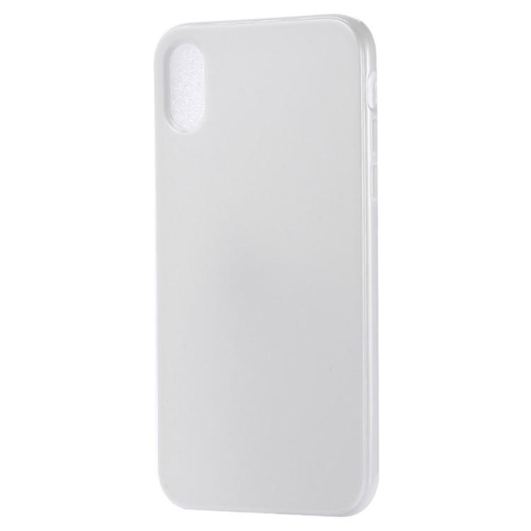 Glansigt TPU-skal till iPhone Xs MAX