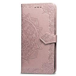 Plånbok med mönster för iPhone Xs MAX