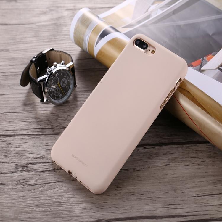 Stilrent skal till iPhone 7/8 plus