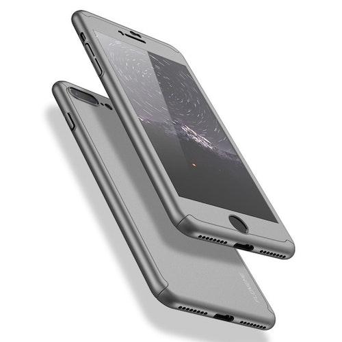 3in1 Fullskydd med skärmskydd - iPhone 7/8 plus