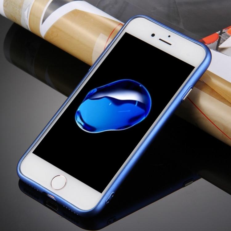 Skal med kameraskydd för iPhone 7/8 Plus