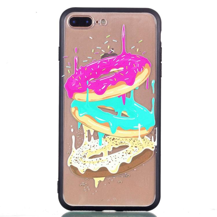 Skal med donuts - iPhone 7/8 plus