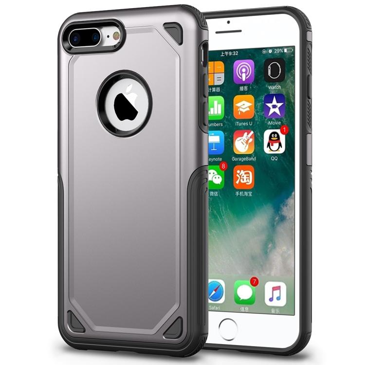 Stöttåligt skal- iPhone 7/8 plus