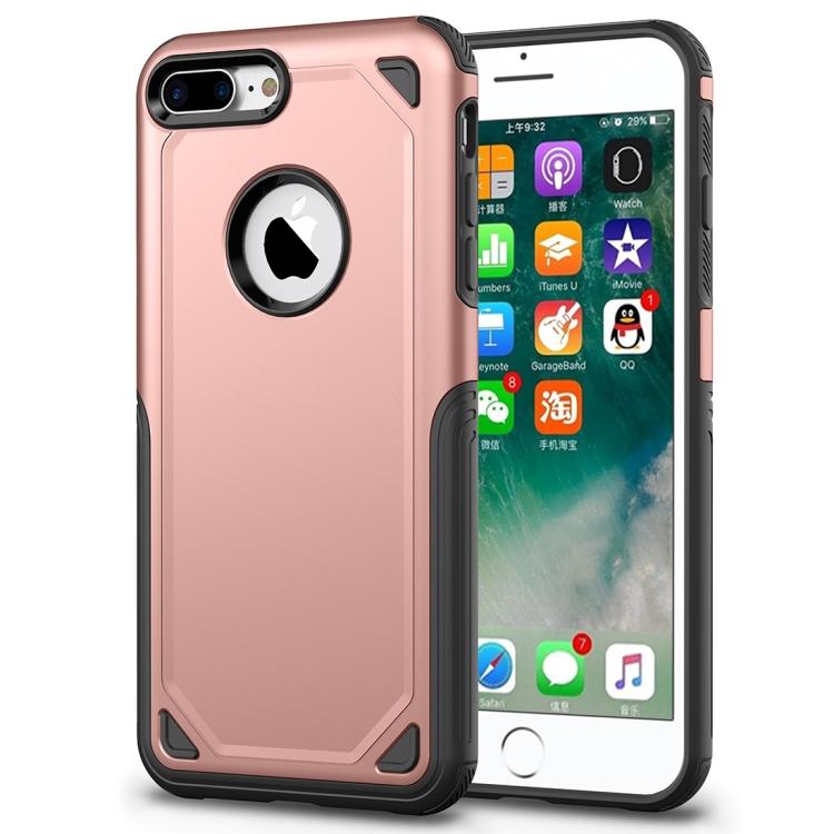 Stöttåligt skal - iPhone 7 / 8 plus
