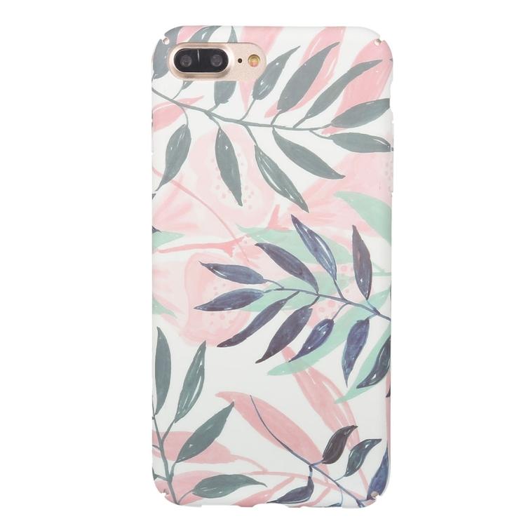 Palm löv- Skal till iPhone 7/8 plus