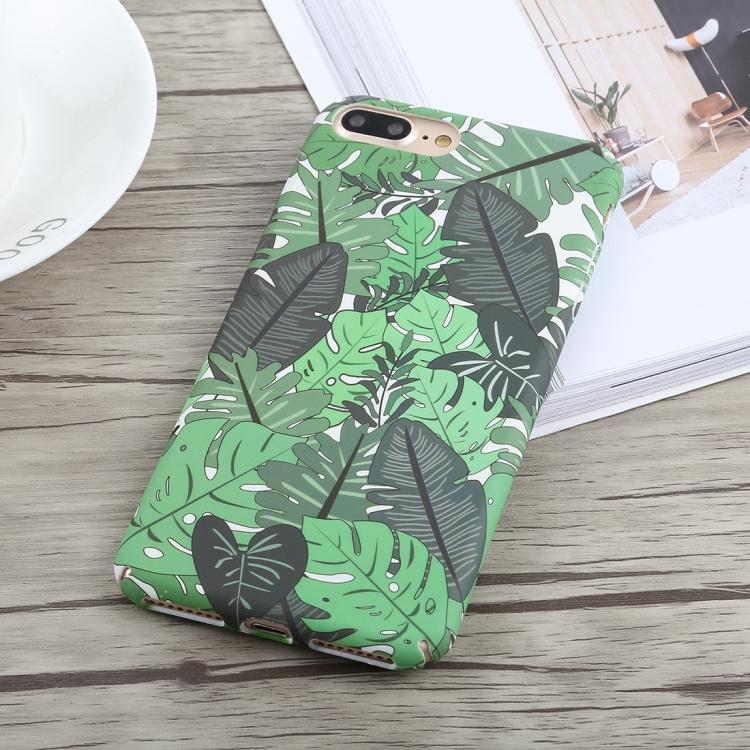 Jungle leaf- Skal för iPhone 7/8 plus